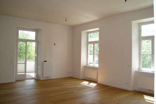 Luxuriöse herrschaftliche Wohnung in bester Lage