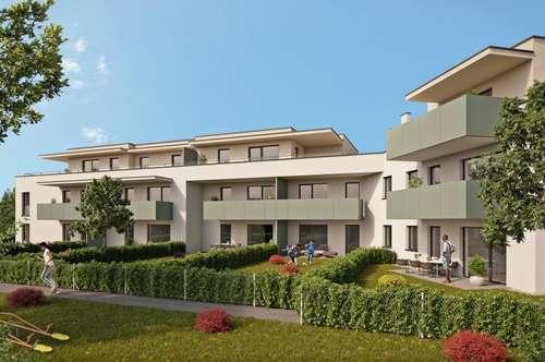 PROJEKTSTART: Traumhafte Eigentumswohnung in Wimpassing - Top 5 - provisionsfrei