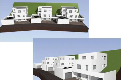 NEUBAUPROJEKT Wohnhäuser in Spielberg- nahe RED BULL