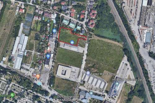 Betriebsgrund mit 6.000m² erzielbarer Geschossfläche