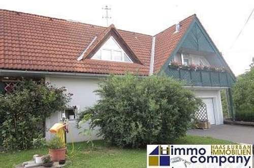 Einfamilienhaus in sonniger, ruhiger Lage in Eichkögl