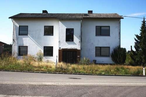 Renovierungsbedürftiges Haus in bester Lage