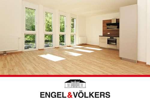 ERSTBEZUG: Attraktive 2-Zimmer-Wohnung