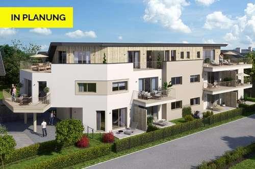 Wohntraum Salzachsee -3-Zimmer Etagenwohnung mit Balkon