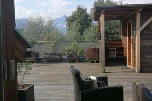 K3!!! St.Johann/Pg. 3 Zimmer Wohnung mit südseitig gelegener 80m2 großen Dachterrasse zu vermieten!