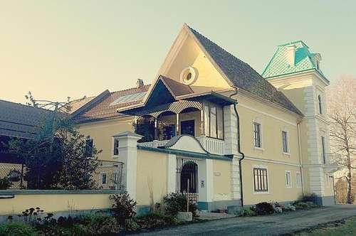 Wohnung im Schloss in Gschwandt.