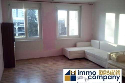 2-Zimmer-Wohnung in zentraler Lage!!!