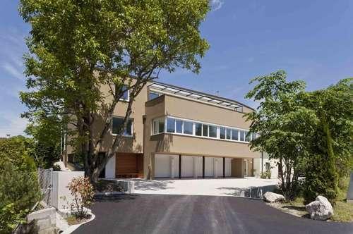 Helle Architektenwohnung mit Traunsteinblick - sonnige Lage Nähe Gmunden Stadt