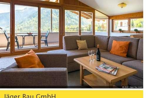 4- Zimmer-Ferienwohnung in der Sommer- und Winterdestination Brandnertal