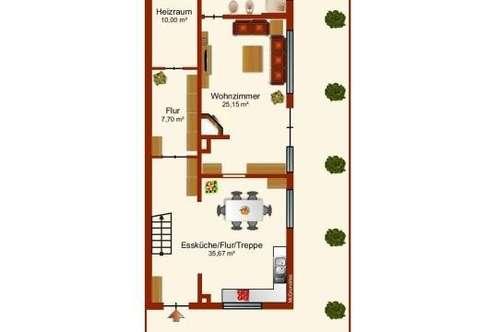 Exclusives, neuwertiges Haus in Alleinlage