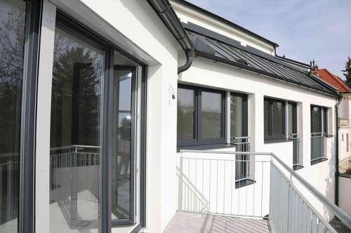 Barrierefrei - 4 Zimmer Eigentumswohnung - mit guter Verbindung nach Wien