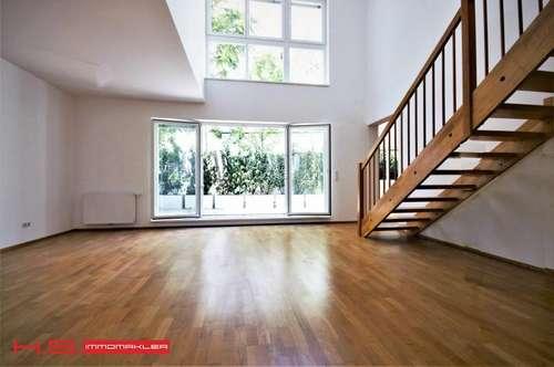 """SERVITENGASSE TOPANGEBOT """"Townhouse"""" - 3 Terrassen - SUPERPREIS - 150m² Wfl, 80m² Gartenterrassen, Ruhelage, € 990.000.-"""