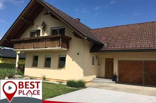 Sankt Kanzian:Wunderschönes Landhaus in sonniger, ruhiger Lage nahe Klopeinersee
