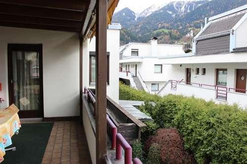 3-Zimmer-Terrassenwohnung mit Schlösslblick