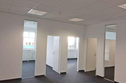 Lager 286m² Kombination Büro 218 m²
