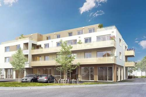 Neue Eigentumswohnung beim Bahnhof Gänserndorf - Top 3