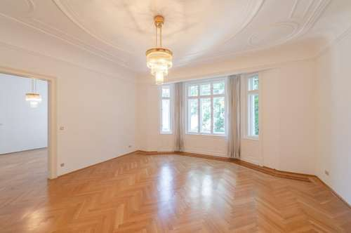 Hietzinger Cottage - Rarität - Große Jugendstilwohnung