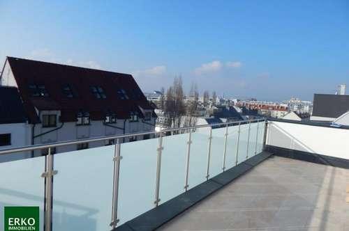 ERSTBEZUG : 3 Zimmer Wohnung mit Terrasse und Balkon in Ruhelage und Grünblick * nahe Kagraner Platz : U1 / UNO - City / DC !