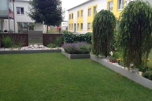 Großzügige Familienwohnung mit tollem Garten