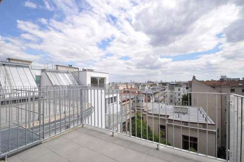 DG-Maisonette mit 2 großen Balkonen