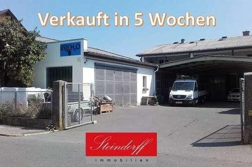 *Kaufanbot liegt vor* Wohnhaus mit Betriebsstätte (Werkstatt) in der Stadt