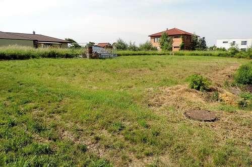Grundstück in neuer Wohnsiedlung - absolute Ruhelage