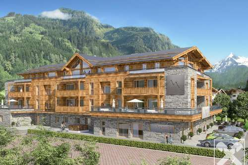 Investment und Erholung: Appartments und Suiten in Kaprun