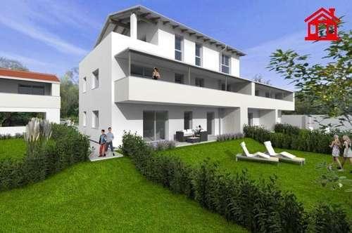 NEUBAU -Helle Penthouse Wohnung mit Sonniger Terrasse/ Top 5 BK 1