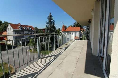 Provisionsfreie, sonnige 3 Zimmer Wohnung mit großem Westbalkon in Puntigam