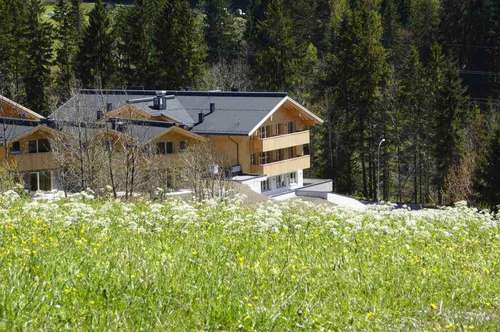 4-Zimmer Appartement, 2 Bäder_Top A7_Arlberg Chalets