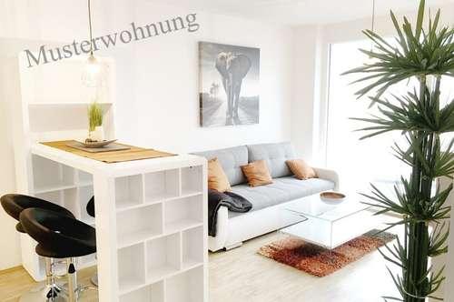 PROVISIONSFREIE 2-Zimmer-Mietwohnung