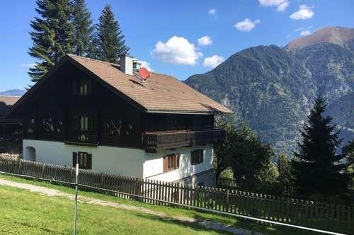Ferienwohnung ,  2-geschossige Whg. im Bergbauernhof