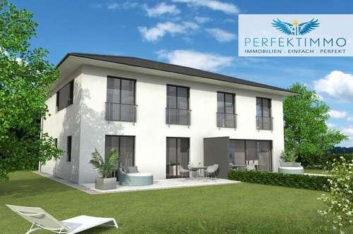 NEUBAU-IN PLANUNG! Sonnig gelegene 4 Zimmer Doppelhaushälfte in Karres zu verkaufen!