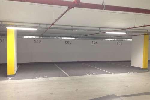 Tiefgarage Nähe Hauptbahnhof Wien für 95€/Monat zu vermieten