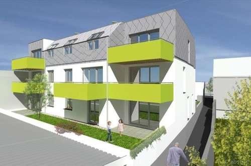 Wohnung im Bau in Rohrbach bei Mattersburg