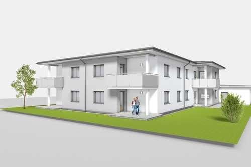 """nur noch 3 Wohnungen frei! - """"Wohnen mit Weitblick"""" - Der Baustart des 2. Wohnhauses ist erfolgt"""