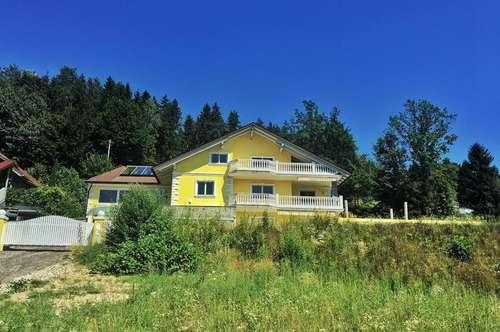 Wernberg - riesige Villa mit unendlichen Möglichkeiten in Sonnen- Aussichtslage