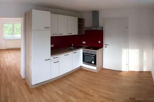 Vermiete neuwertige Wohnung mit Garten in Alleinlage