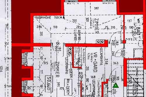 PROVISONSFREI: DG:2-Zimmer Wohnung zu vermieten