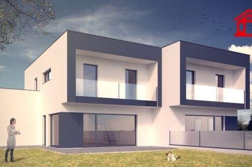 Neubau - Doppelhaushälfte in Leibnitz/Neutillmitsch