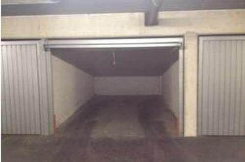 Versperrbar Tiefgaragen-Box für Kleinwagen beinah zentral in Innsbruck/Wilten € 60 pM