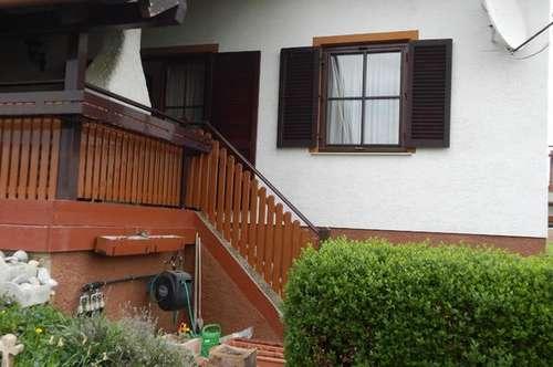 Sehr geplegtes Einfamilienhaus am Ortsrand
