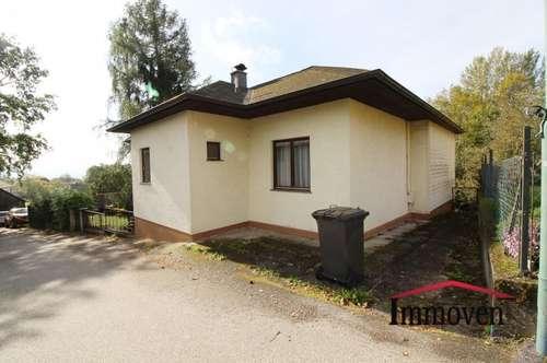 Idyllisch gelegenes Einfamilienhaus mit Ötscher-Weitblick (Mietbeginn: 01.01.2019)