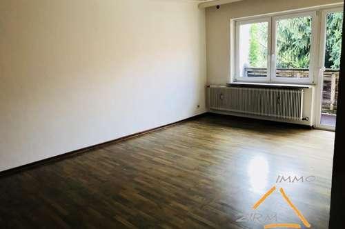 Dachgeschoß-Wohnung mit Balkon Nähe TU zu vermieten - für WG oder Familie geeignet
