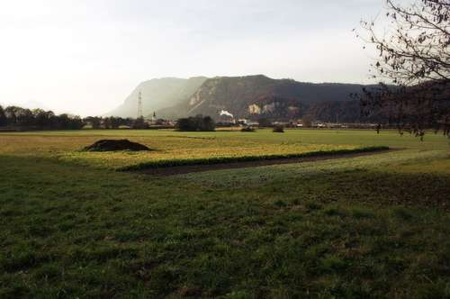 Baugrund mit Panoramablick - Finkenstein, Nähe Faaker See