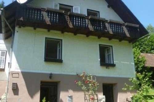 Kleines Wohnhaus nahe dem Höhenluftkurort Fischbach