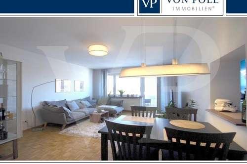 Neuwertige 3-Zimmerwohnung mit Balkon!