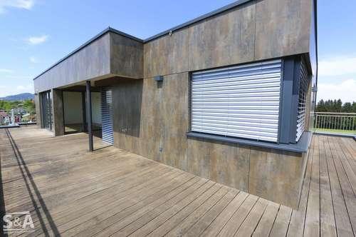 3-Zi-Penthouse-Whg. in Kraiham bei Seekirchen, 90 m2 mit großer Terrasse (68m2)