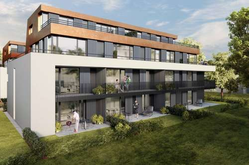 Living Vindoma Guntramsdorf - Neubauprojekt