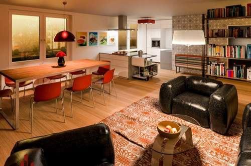 ERSTBEZUG nach umfassender Renovierung, 1-Zimmer loftartig, 0% Provisionsfrei, hell, ruhig, Lifthaus, Parkmöglichkeit inkludiert !!